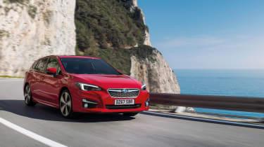 Subaru Impreza Hatch - front