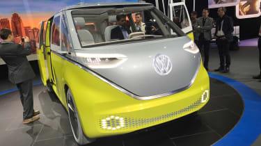 VW ID Buzz Concept –  front quarter