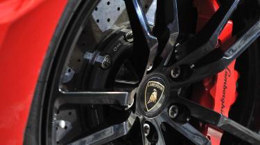 Lamborghini Gallardo LP570-4 Super Trofeo Stradale alloy wheel