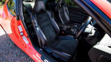 Toyota GT86 - interior