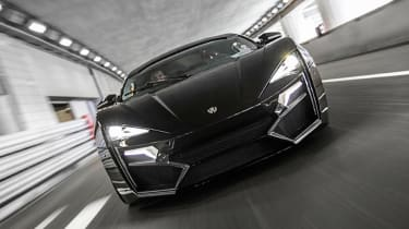 Lykan Hypersport front