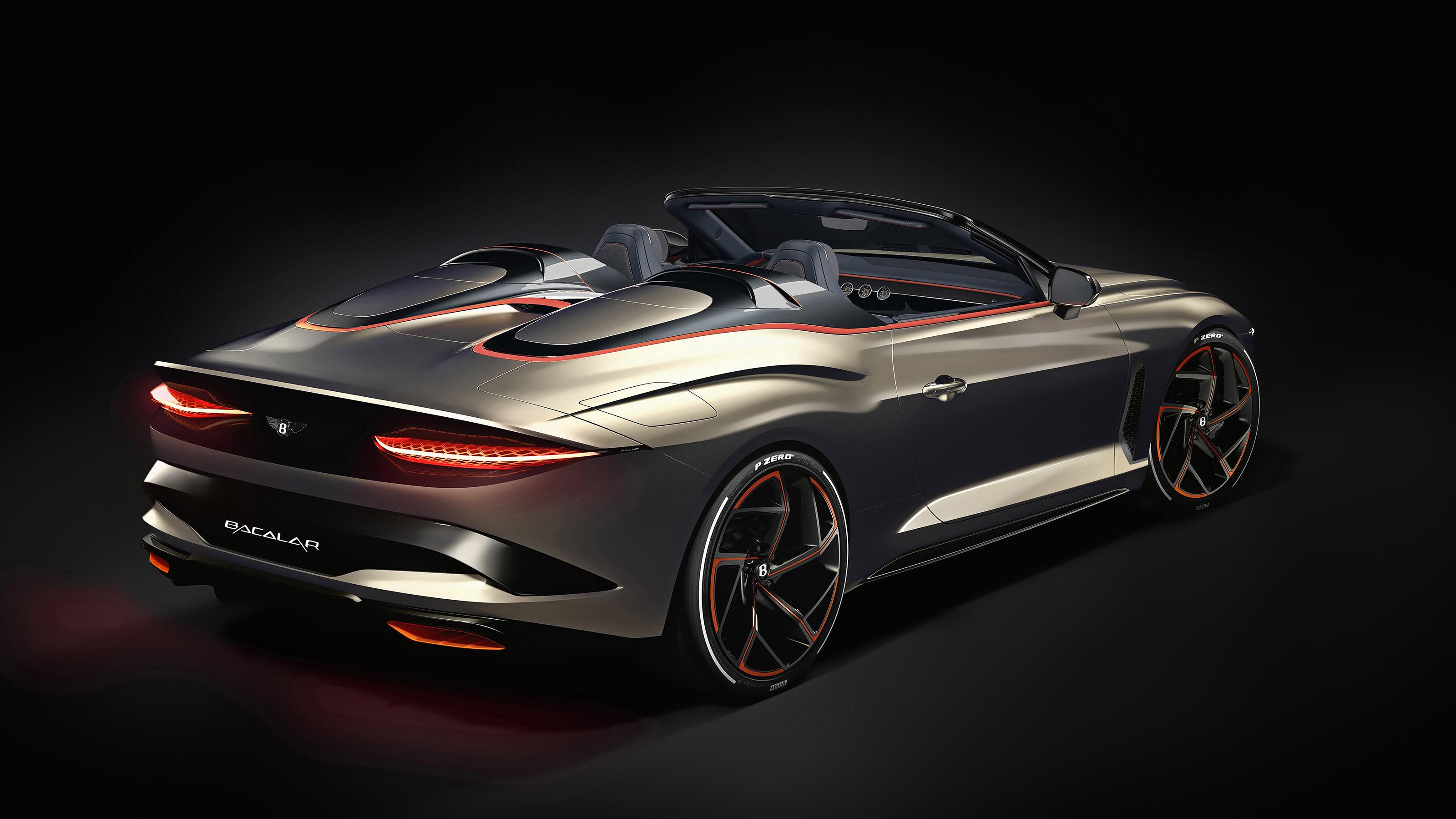 1 5m Bentley Bacalar Revealed In Six New Designs Evo