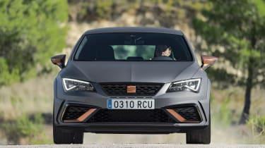 SEAT Leon Cupra R – front