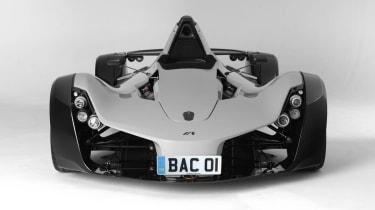 BAC Mono track car revealed