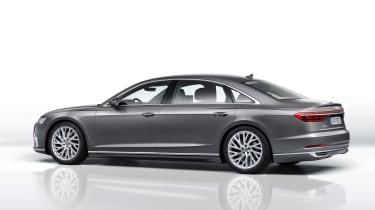All-new Audi A8 - rear 3/4