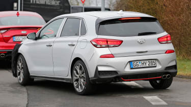 Hyundai i30 N Sport – rear quarter