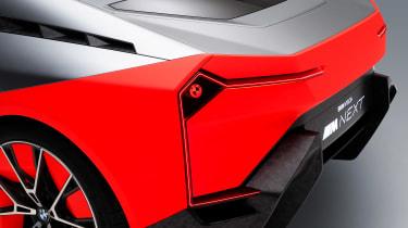 BMW Vision M Next - badges