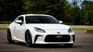 2022 Toyota GR86 FoS front