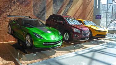 Transformers Corvette