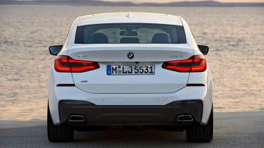 BMW 6-series GT - rear static 3