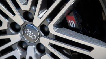 Audi SQ5 TFSI - wheel