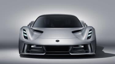 Lotus Evjia revealed - nose