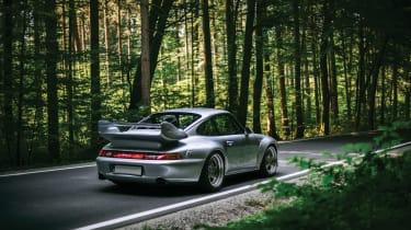 Porsche 911 GT2 - rear