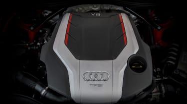 Audi S5 Cabriolet - engine