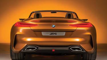 BMW Z4 Concept - rear
