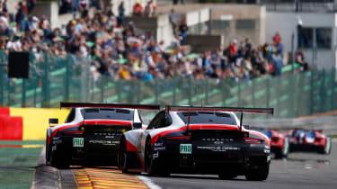 WEC Spa 6 hrs - Porsche RSR