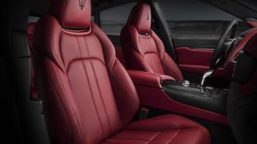 Maserati Levante GTS - seats
