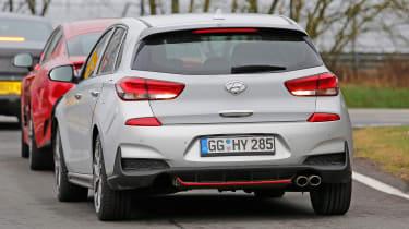 Hyundai i30 N Sport – rear