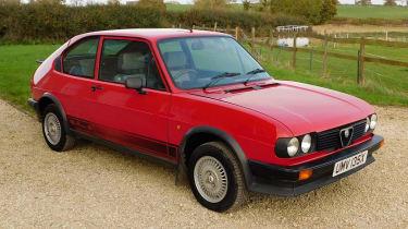 1982 Alfa Romeo Alfasud Ti