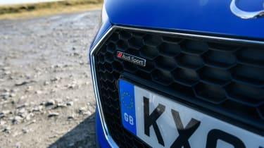 Audi R8 V10 RWS - Grille