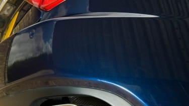 Harry Metcalfe's Maserati GranTurismo S exhaust