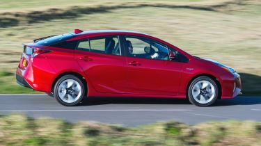 Toyota Prius side