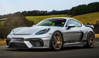 Manthey-Racing Porsche 718 Cayman GT4 MR