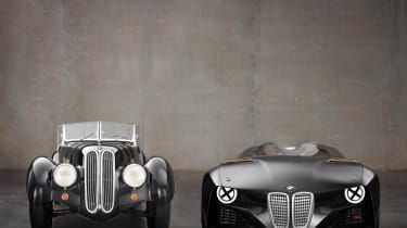 BMW 328 Hommage sports car revealed