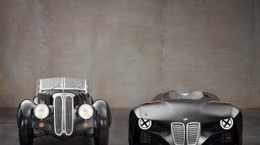 BMW 328 Hommage sports car revealed