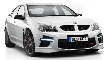 Vauxhall VXR8 GTS 2013 front