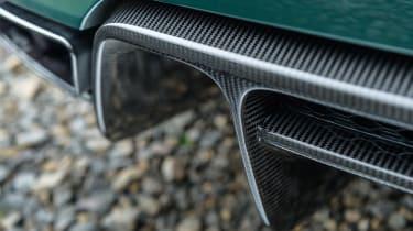 Audi R8 V10 Plus Spyder – splitter