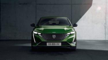 2021 Peugeot 308 - nose 2