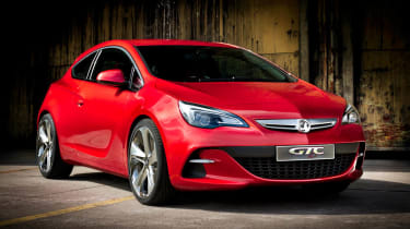 Vauxhall Astra GTC concept