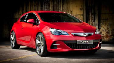 Vauxhall Astra GTC concept