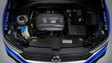 Volkswagen T-Roc R - bay