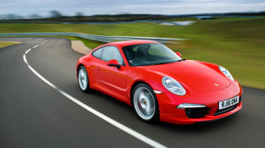 911 Carrera S laps the Ring