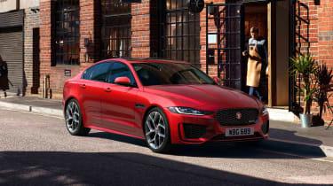 Jaguar XE facelift -