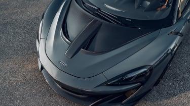 Novitec McLaren 600LT front detail