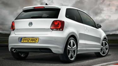 Volkswagen Polo R Line rear