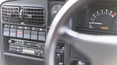 VXR8 GTS-R vs Carlton - dash