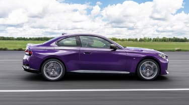 BMW 2-series 2021 – profile tracking