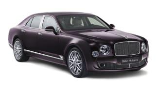 Bentley Birkin Mulsanne special edition launched