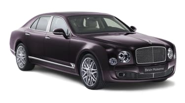 Bentley Birkin Mulsanne special edition launched