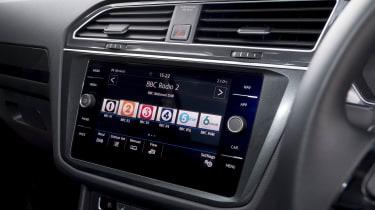 Volkswagen Tiguan – Infotainment