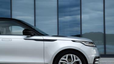 Range Rover Velar front detail