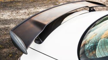 Porsche 911 GT2 RS & Mercedes-Benz SLS AMG Black Series - wing