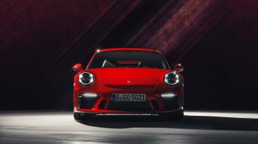 2017 Porsche 911 GT3 - front