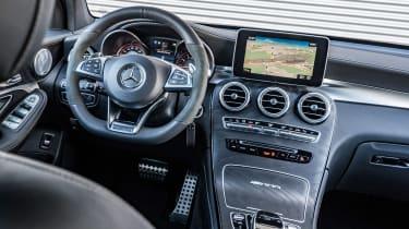 Mercedes-AMG GLC 63 S - interior