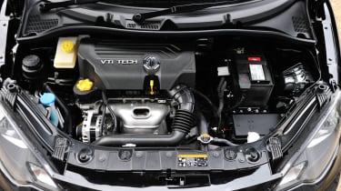 MG3 1.5-litre petrol engine
