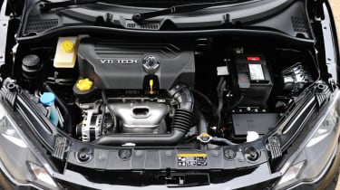 MG3 1.5-litre petrol engine